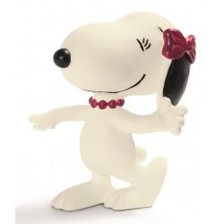 Figurine Schleich Snoopy 5 cm 22004  Belle