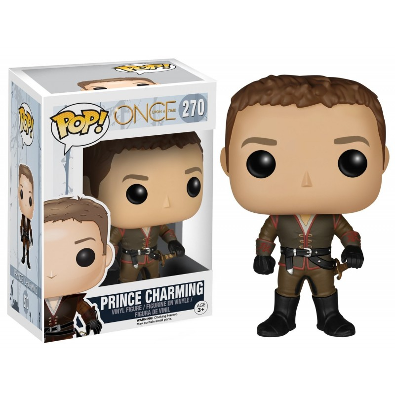 Once Upon A Time Funko Pop Prince Charming