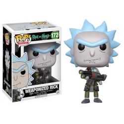 Rick & Morty Figurine Funko Pop Weaponized Rick