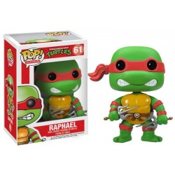 Les Tortues Ninja POP! Vinyl figurine Raphael 10 cm