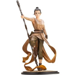 Star Wars Episode VII statuette PVC ARTFX 1/7 Rey Descendant of Light 27 cm