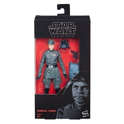 Star Wars Black Series figurine 2018 General Veers Exclusive 15 cm