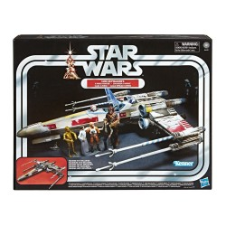 Star Wars Vintage Collection véhicule Luke Skywalker Red 5 X-Wing Exclusive