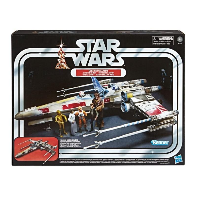Star Wars Vintage Collection véhicule Luke Skywalker Red 5 X-Wing Exclusive