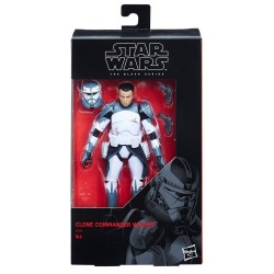 Star Wars Black Series figurine 2018 Commander Wolffe Exclusive 15 cm