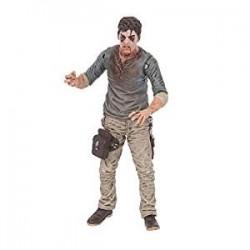 The Walking Dead Figurine Zombie Cell Block  Flu Walker 13 cm