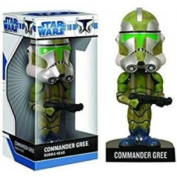 Star Wars Funko Bobblehead Commander Gree 12cm