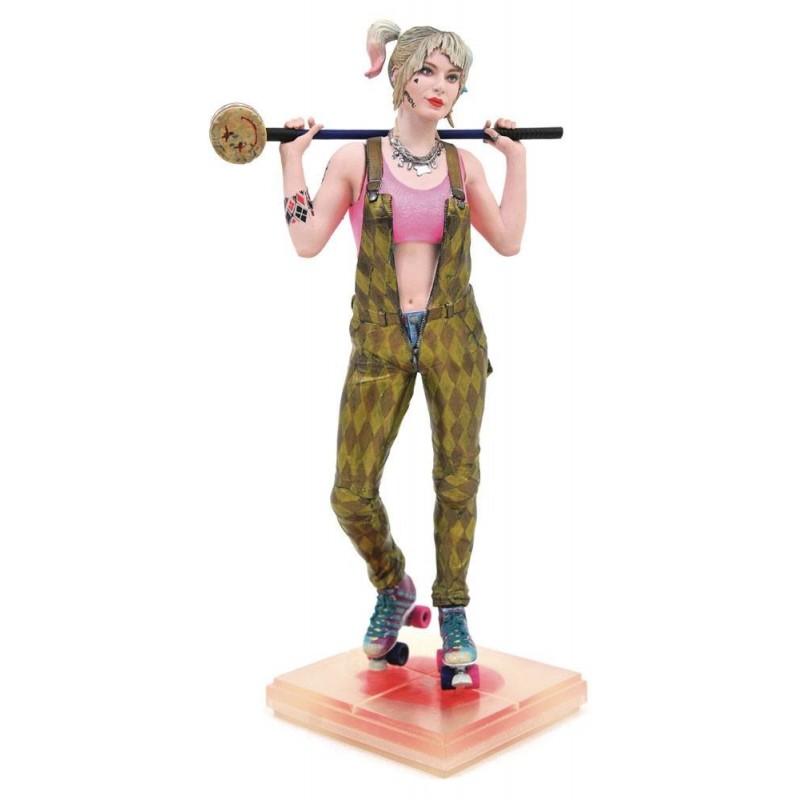 Birds Of Prey DC Movie Gallery statuette PVC Harley Quinn 23 cm