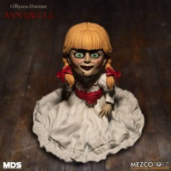 The Conjuring Universe figurine MDS Series Annabelle 15 cm