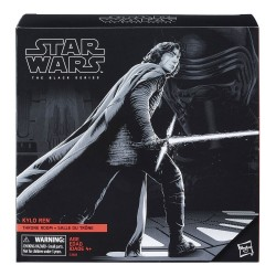 Star Wars Episode VIII Black Series Deluxe figurine 2017 Kylo Ren Throne Room Exclusive 15 cm