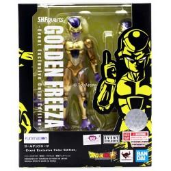 Dragon Ball Super figurine S.H. Figuarts Golden Freezer Event Exclusive Color Ver. 16 cm