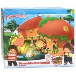 Monchhichi Kiki -  House Playset 43 x 30 cm