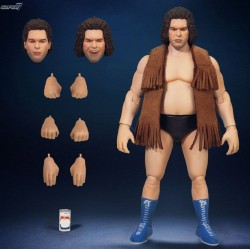 André the Giant figurine Ultimates André the Giant 18 cm