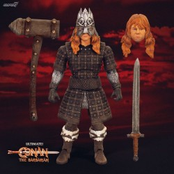 Conan le Barbare figurine Ultimates Thorgrim 18 cm