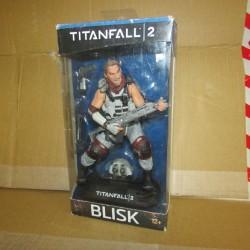 PBA - Figurine Titanfall 2 Blisk  Mcfarlane Boites Abîmées en Promos