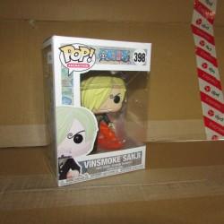 PBA - Figurine Funko Pop One Piece 398 Vinsmoke Sanji  Funko Boites Abîmées en Promos