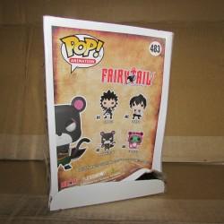 PBA - Figurine Funko Pop Fairy Tail Pantherlily Funko Boites Abîmées en Promos