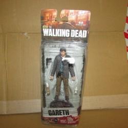 PBA - PBA - Walking Dead Figurine Gareth  13 cm  - 1  Mcfarlane Boites Abîmées en Promos