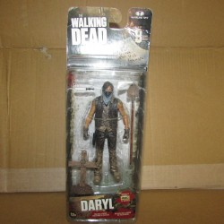 PBA - Walking Dead Figurine Daryl 13 cm  - 1  Mcfarlane Boites Abîmées en Promos