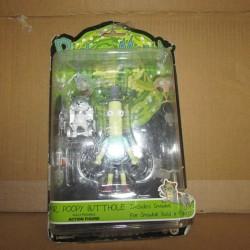 PBA - Figurine Rick et Morty MR Poopy Buuhole  Funko Boites Abîmées en Promos