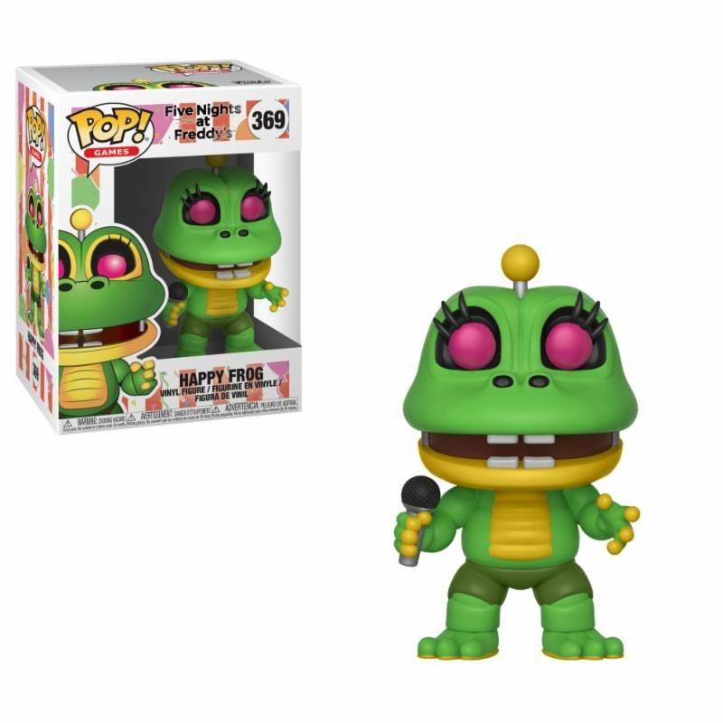 Five Nights at Freddy's Pizza Simulator Figurine POP! Games Vinyl Happy Frog 9 cm