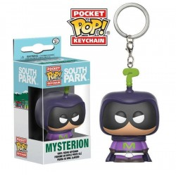 South Park POP! Vinyl porte-clés Mysterion 4 cm