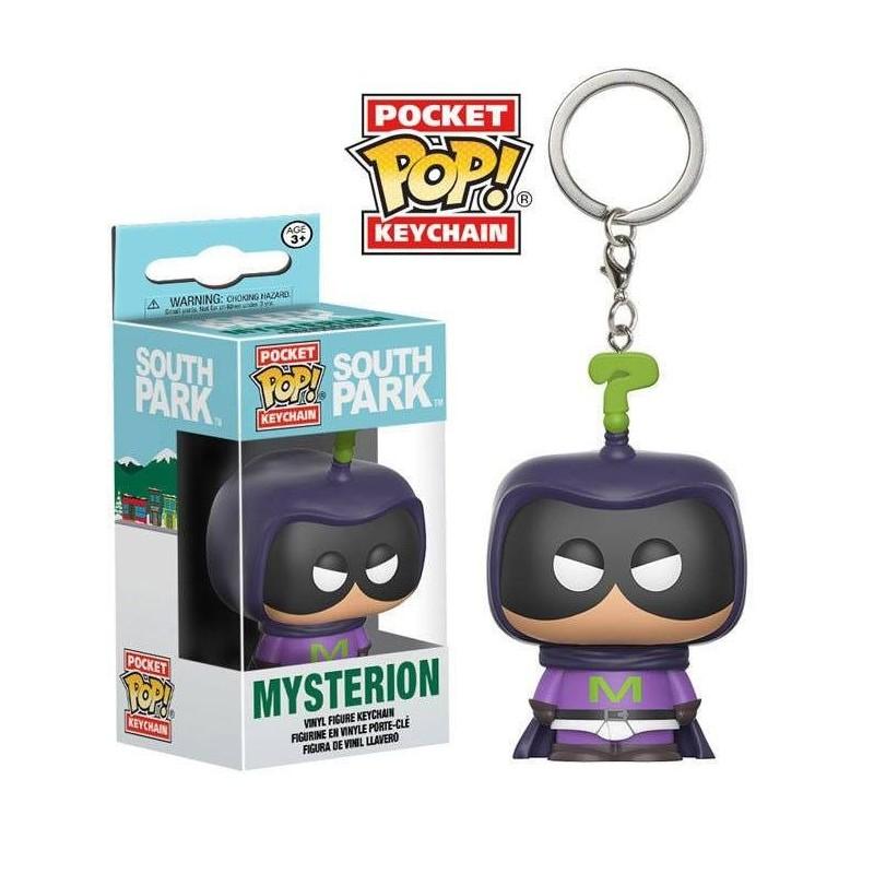 South Park POP! Vinyl porte-clés Mysterion 4 cm