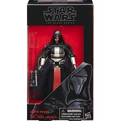 "Star Wars Black Series  6"" 34 Darth Revan"