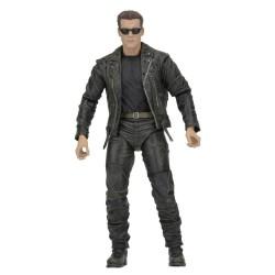 Terminator 2 Le Jugement dernier figurine 25th Anniversary T800 (3D Release) 18 cm