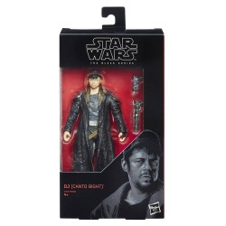 "Figurine Star Wars Black Series 6"" Dj Canto Bight"