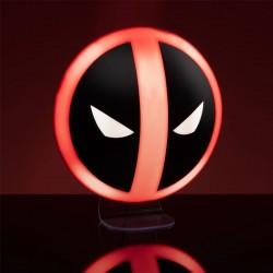 Marvel  Lampe Logo Deadpool 22x22 cm