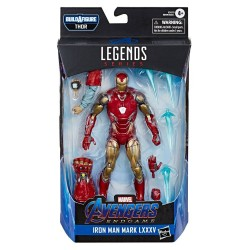 Figurine Marvel Legends 15 cm Iron Man Mark LXXXV