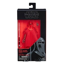 "Figurine Star Wars Black Series 6"" Royal Guard"