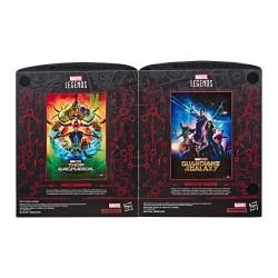 Marvel Legends pack 2 figurines Grandmaster & Collector SDCC 2019 Exclusive 15 cm