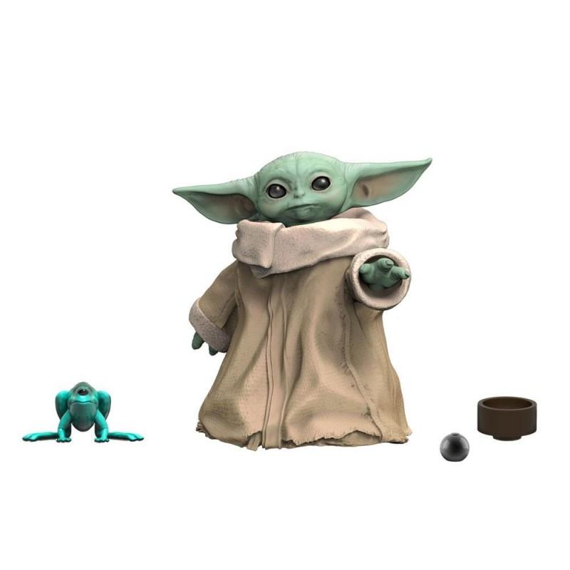 Star Wars The Mandalorian Black Series figurine The Child 3 cm Hasbro Toute la gamme Black Series