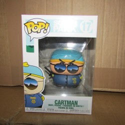PBA -Figurine Funko Pop South Park Cartman Policier