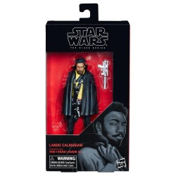 "Figurine Star Wars Black Series 6"" Lando Clarissian Solo Story"