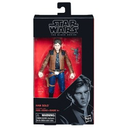 "Figurine Star Wars Black Series 6"" Solo Story Han Solo"