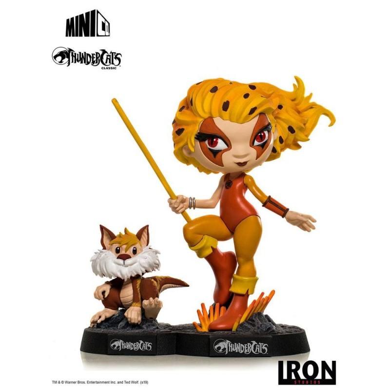 Thundercats figurine Mini Co. PVC Cheetara & Snarf 13 cm