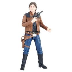 "Figurine Star Wars Black Series 6"" Solo Story Han Solo"