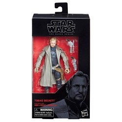 "Figurine Star Wars Black Series 6"" Solo Story Tobias Beckett"
