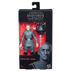 "Figurine Star Wars Black Series 6"" Grand Moff Tarkin"