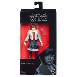 "Figurine Star Wars Black Series 6"" Solo Story Q'ira"