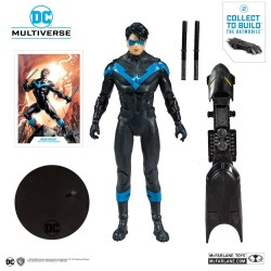 DC Rebirth figurine Build A Nightwing (Better Than Batman) 18 cm
