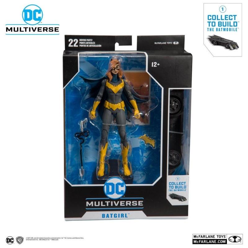 DC Rebirth figurine Build A Batgirl (Art of the Crime) 18 cm