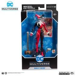 DC Rebirth figurine Harley Quinn (Classic) 18 cm