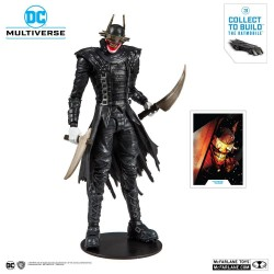 Dark Nights : Metal figurine Build A The Batman Who Laughs 18 cm