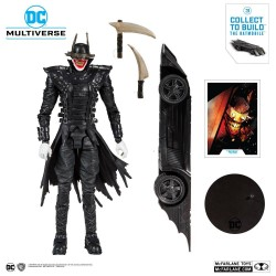 Dark Nights : Metal figurine Build A The Batman Who Laughs 18 cm