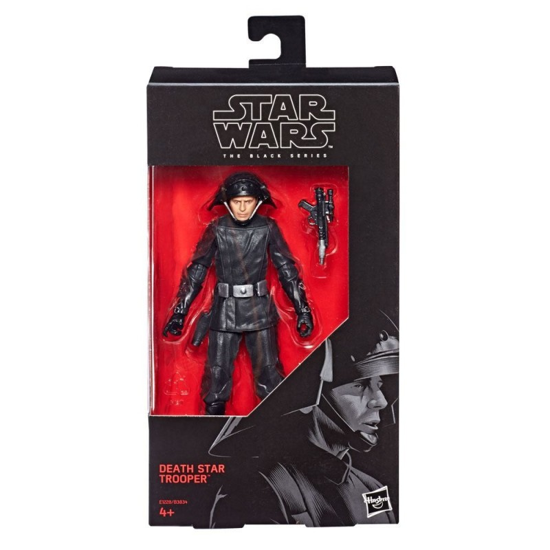 "Figurine Star Wars Black Series 6"" Death Star Trooper"