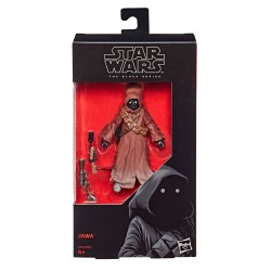 "Figurine Star Wars Black Series 6"" Jawa"